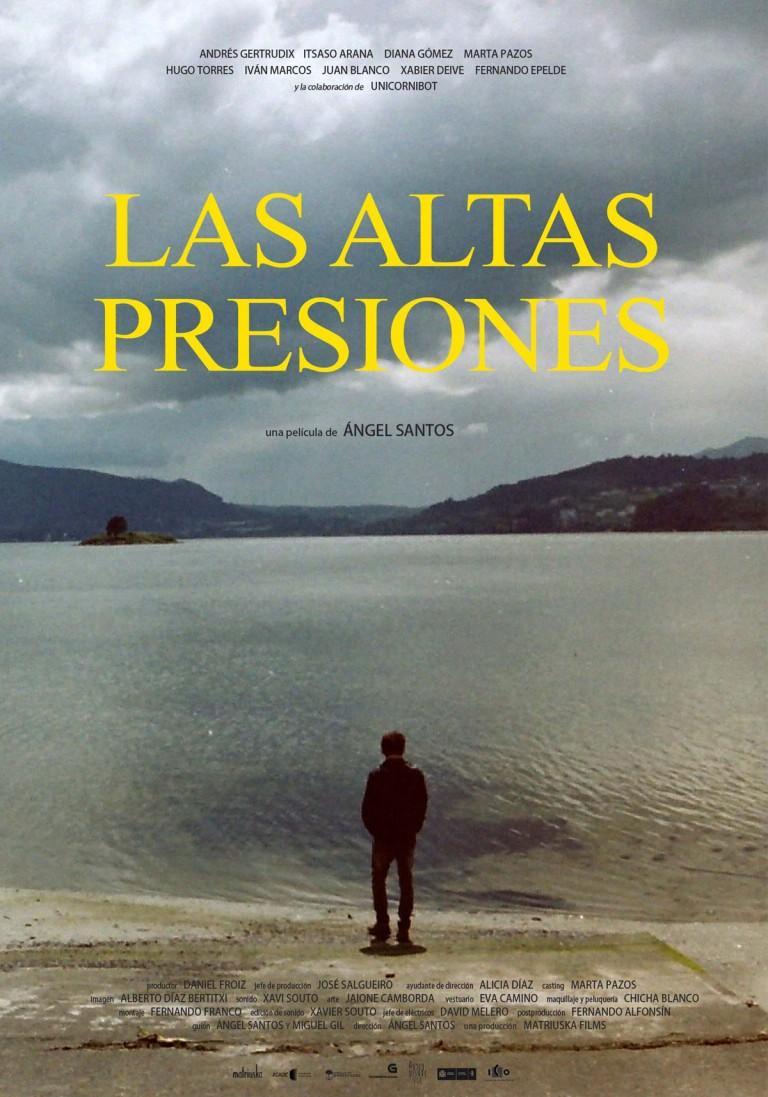 LAS ALTAS PRESIONES (ÁNGEL SANTOS, 2014)