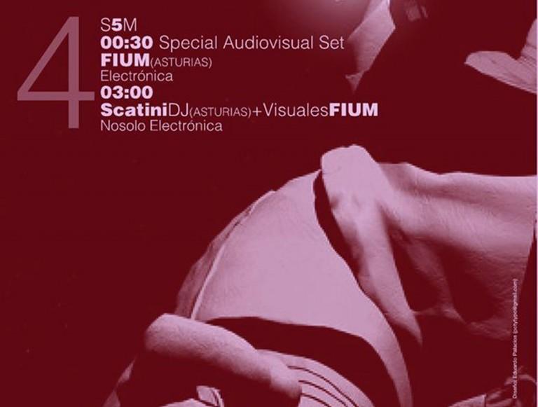 CIERRE SACO PARTY: FIUM + SCATINI DJ