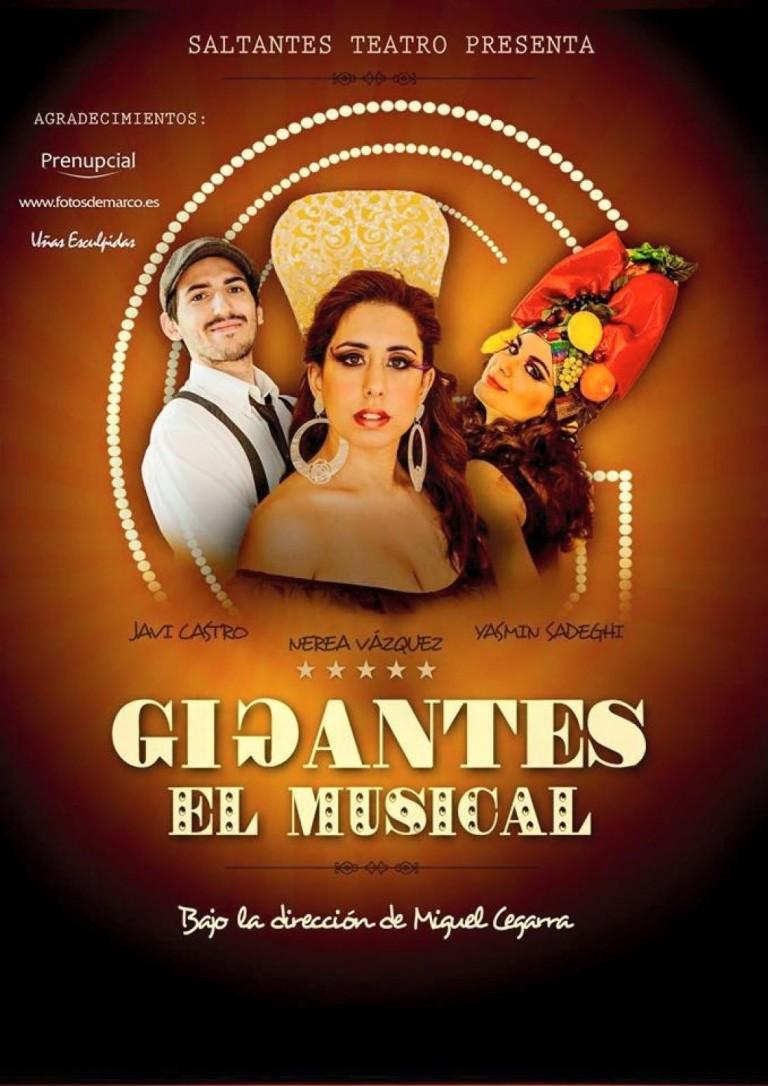 EL MUSICAL: GIGANTES