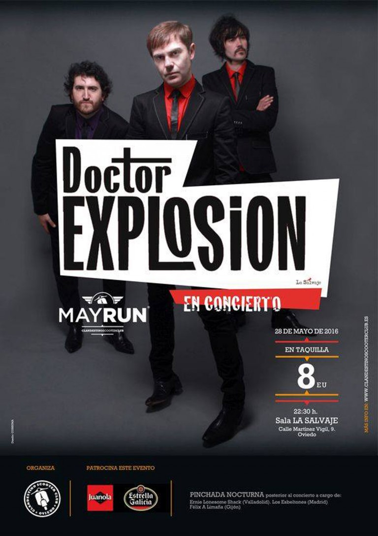 DOCTOR EXPLOSION