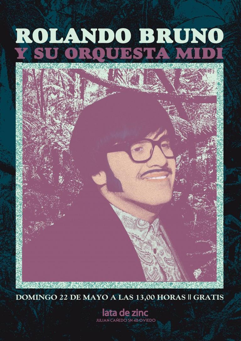 ROLANDO BRUNO Y SU ORQUESTA MIDI