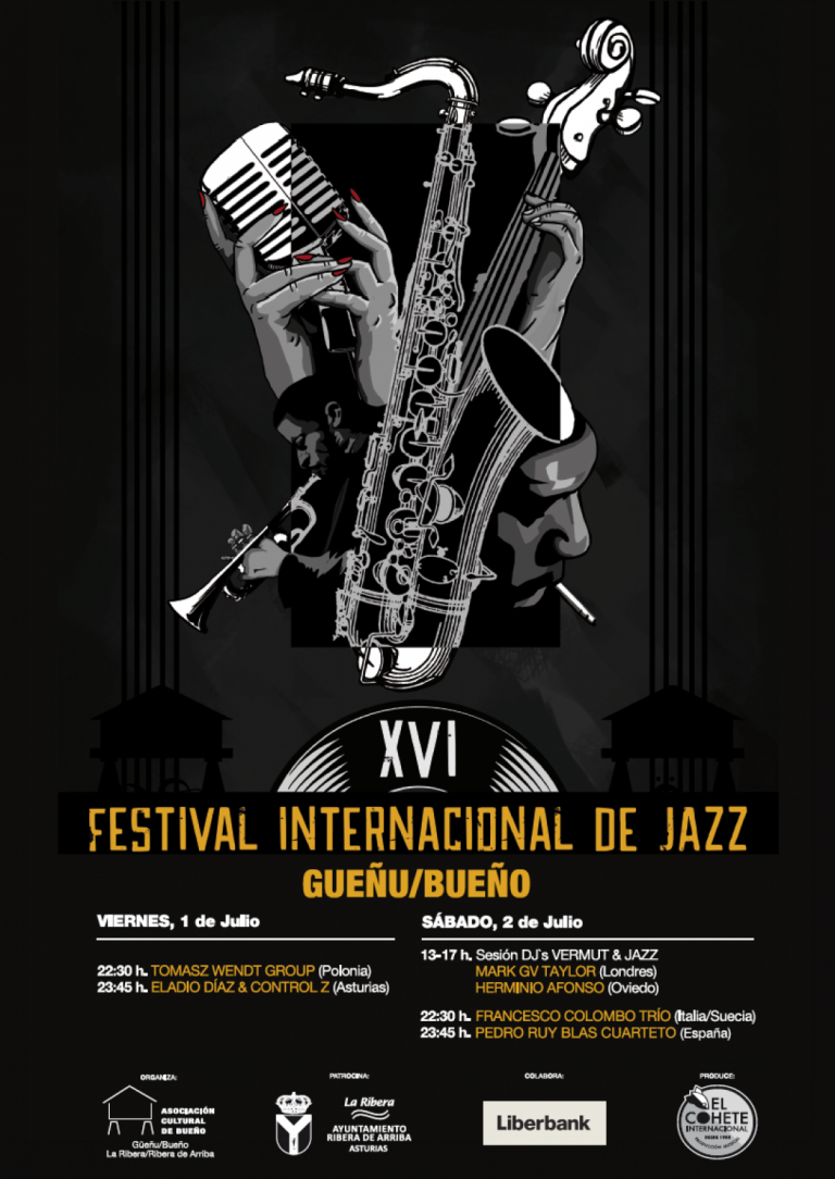 XIVI FESTIVAL INTERNACIONAL DE JAZZ DE BUEÑO