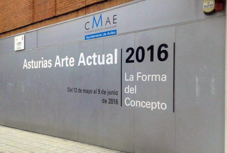 Conferencia: «Panorámica del arte actual en Asturias»