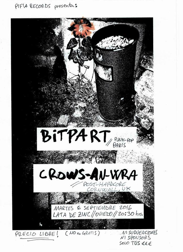 BITPART [FRA] + CROWS AN WRA [ENG]
