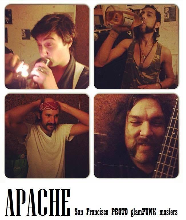 APACHE + SLICK! + BIG TITS [USA]