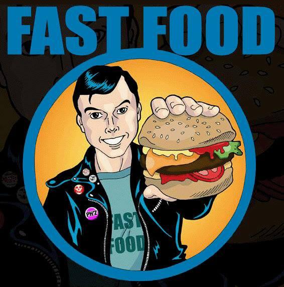 FAST FOOD [MAD] + THE WANNA WANNAS [OVD]