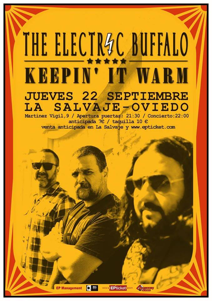 THE ELECTRIC BUFFALO
