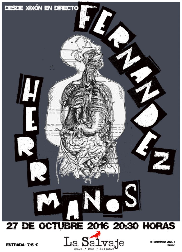 HERR MANOS + FERNÁNDEZ