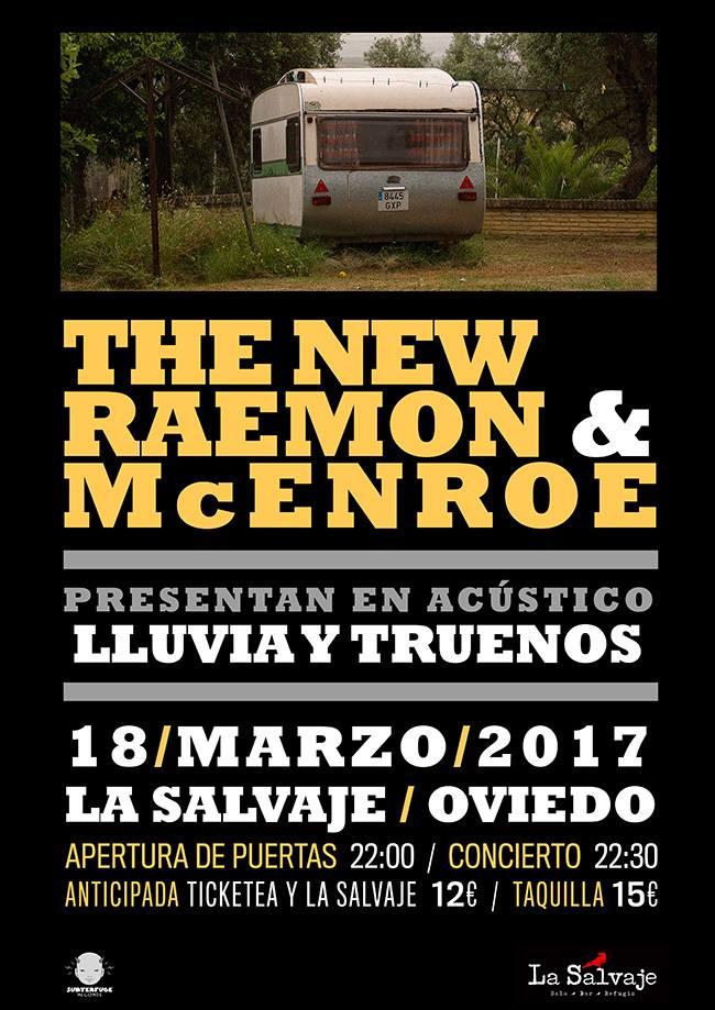 THE NEW RAEMON + McENROE