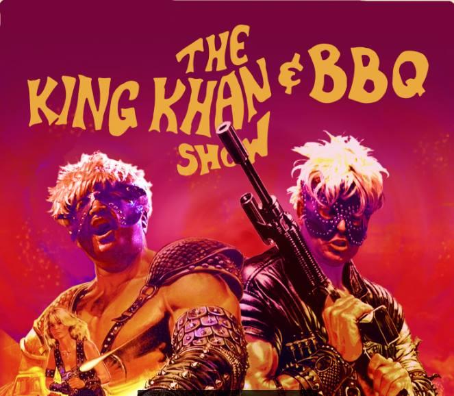 THE KING KANG & BBQ SHOW + BOBKAT'65